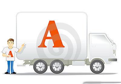 truck-man